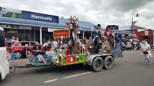 ニュージーランドFeildingのクリスマスパレード2016_10