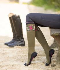 riding sock 01