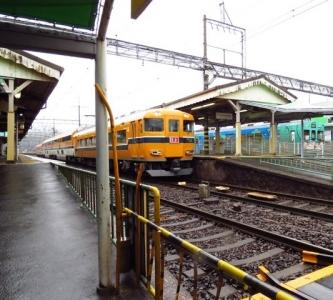 近鉄伊賀神戸駅