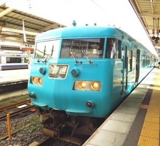元国鉄117系電車