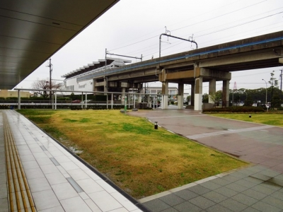 金城ふ頭駅