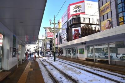 札幌市電すすきの停留場