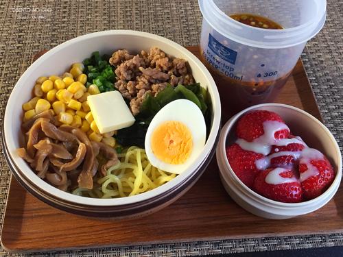 味噌コンバタラーメン弁当01