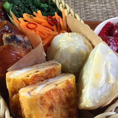 里芋の柚味噌和え弁当02