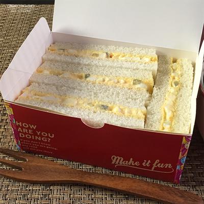 アジアン生姜ドレの海老サラダ弁当03