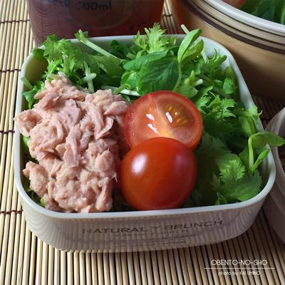たらの芽の天ぷら蕎麦弁当03