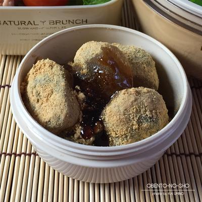 たらの芽の天ぷら蕎麦弁当04