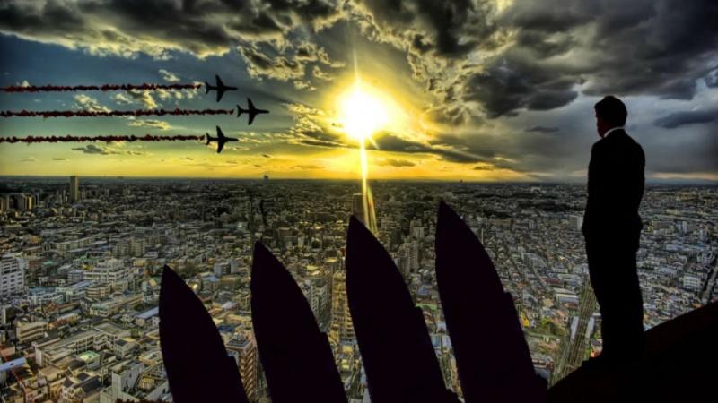 衝撃!第三次世界大戦に関する西側の世論調査の結果が発表!