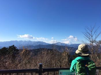 新年会山行2017
