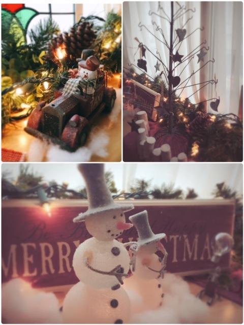 2016.11.21リビングクリスマス②