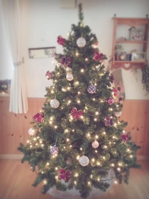 2016.11.21リビングクリスマス①