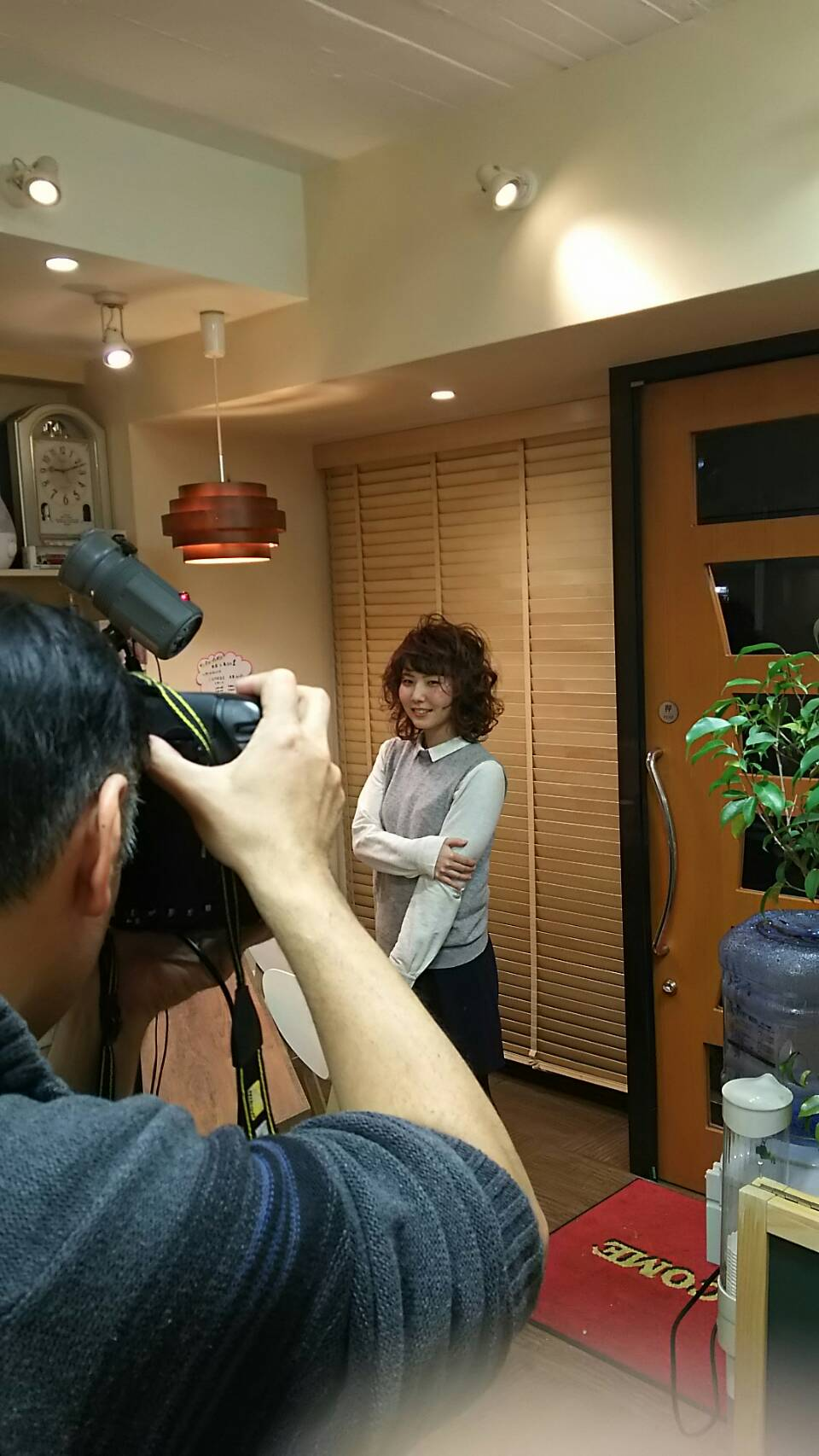 ヘア撮影2017・0112②