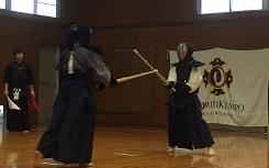 剣道部 OB戦5