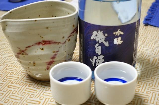 6 磯自慢 吟醸生原酒 (6)