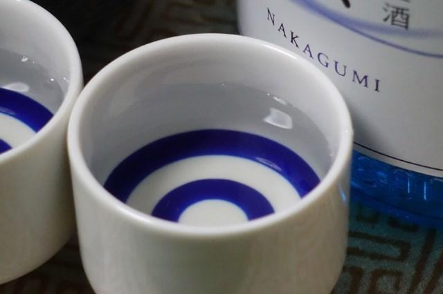 5 水芭蕉 純米吟醸生酒中汲み (5)