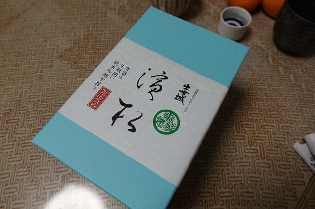 6 出世城 濱松 純米吟醸斗瓶囲い雫酒 誉富士 (1)