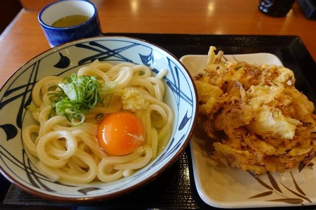 2 丸亀製麺 三田店 (2)