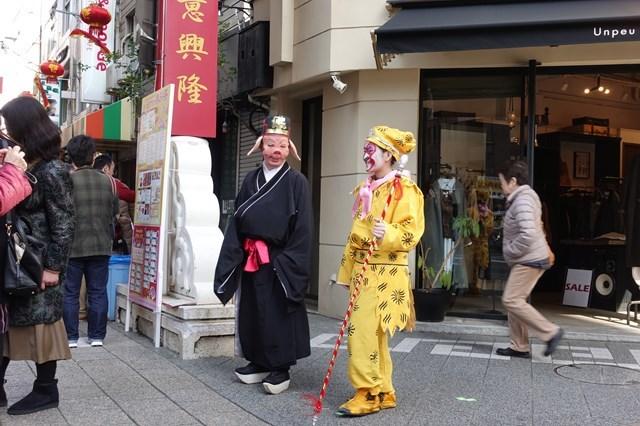 1 神戸中華街春節祭
