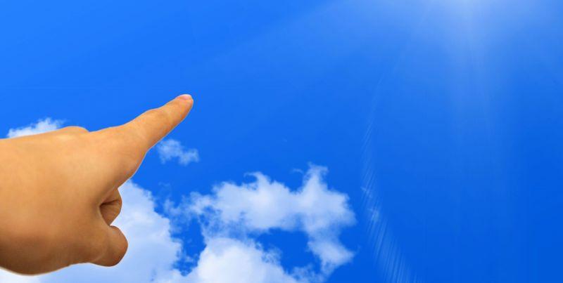【不思議】神奈川県の湘南台で「謎の雲」が出現…球体のような形をしている雲