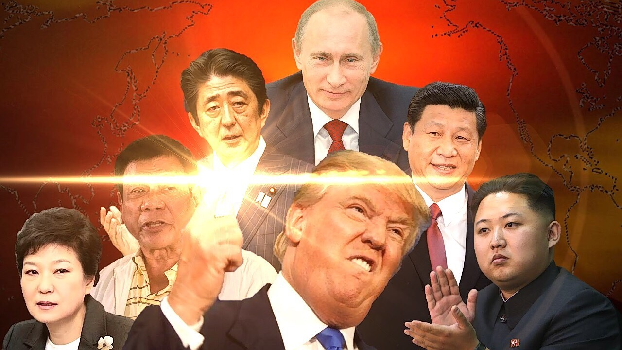 今の世界がどれだけヤバイのか一目でわかる画像がこれ…いつ世界大戦が起きても不思議じゃないな