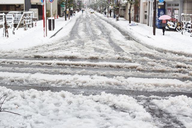 珍しく11月に都心でも初雪か?23~24日にかけて関東平野部でも雪を降らせるレベルの寒気「初雪の可能性」