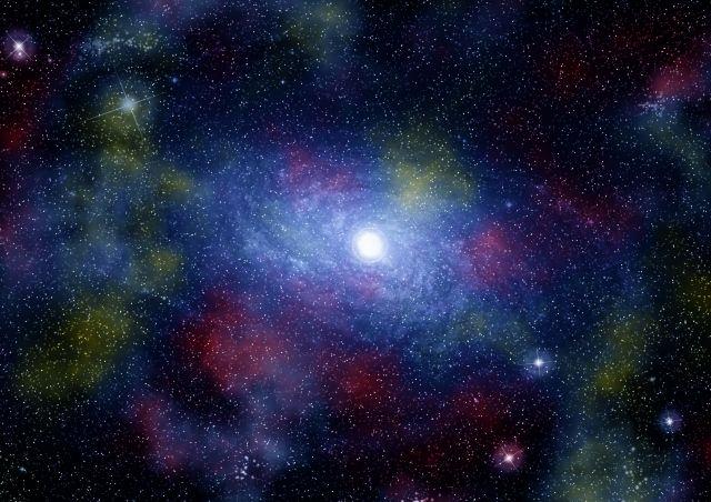 【電波バースト】宇宙の彼方から来ている「謎の電波」発生源を特定…約30億光年の距離にある小型の銀河