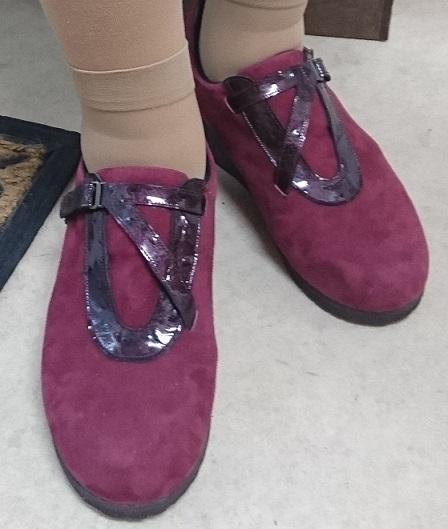 オーダーワイン靴6