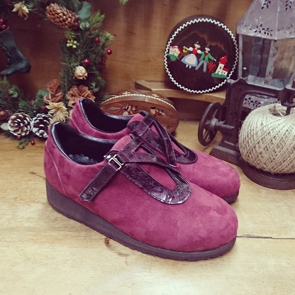 オーダーワイン靴2