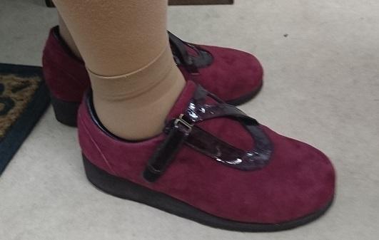 オーダーワイン靴9