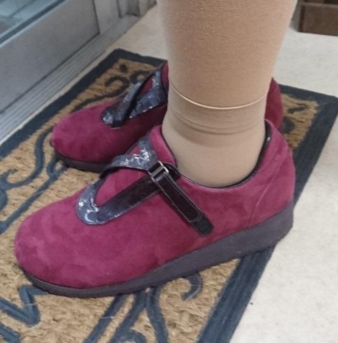 オーダーワイン靴7