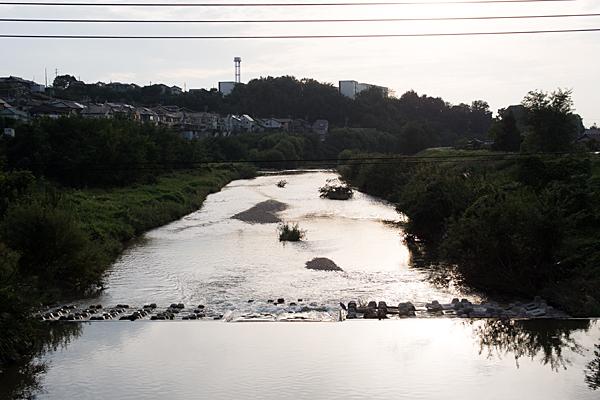 矢田川上流