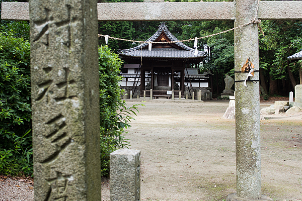前熊多度神社