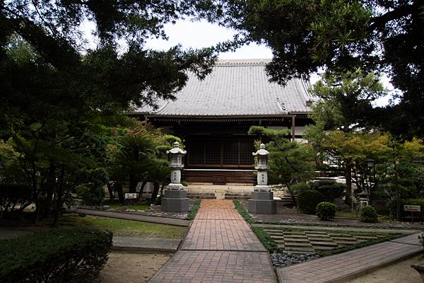 大永寺本堂