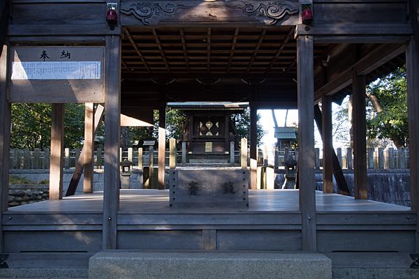 菅田神社拝殿