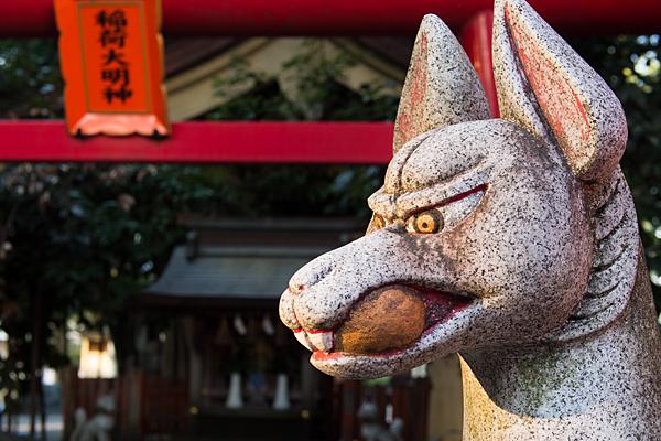 矢田六所神社稲荷社
