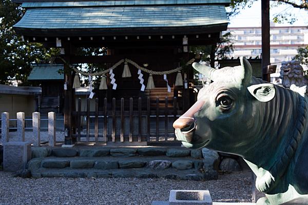 島田神社天神社