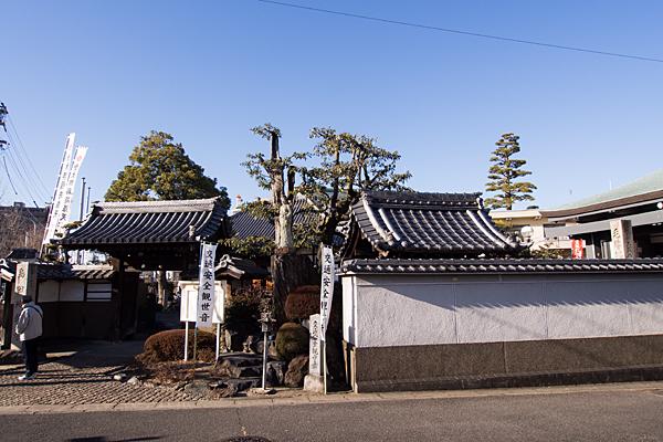 島田地蔵寺外観