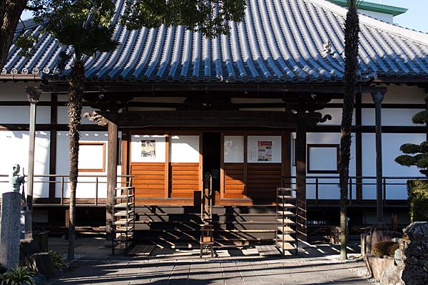 島田地蔵寺本堂
