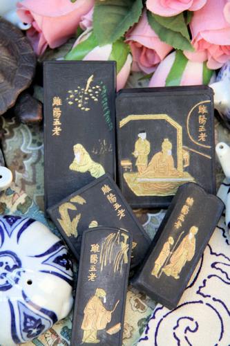 すらすら書ければ筆使い 中国墨で描いてみよう