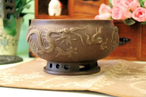 龍植木鉢・盆栽鉢