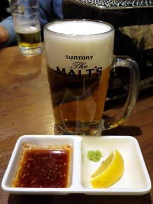 20170209NIHONYAKINIKUTOU_beer.jpg