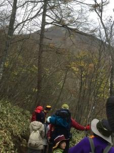 親子共育キャンプ登山 (5)