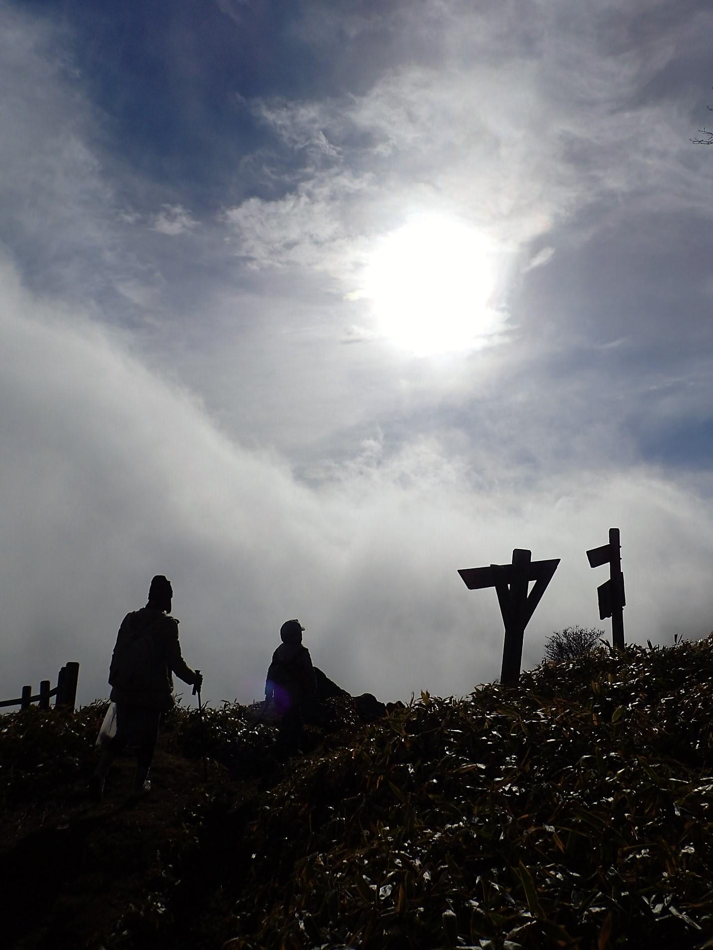 親子共育キャンプ登山 (12)