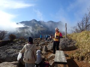親子共育キャンプ登山 (13)