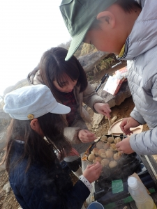親子共育キャンプ登山 (16)