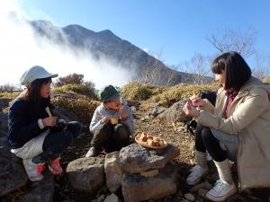 親子共育キャンプ登山 (18)