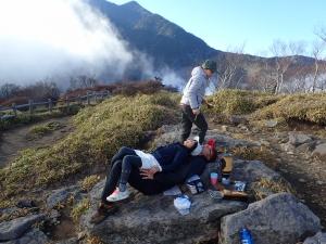 親子共育キャンプ登山 (19)