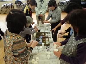 豊岡公民館キャンドル教室 (2)