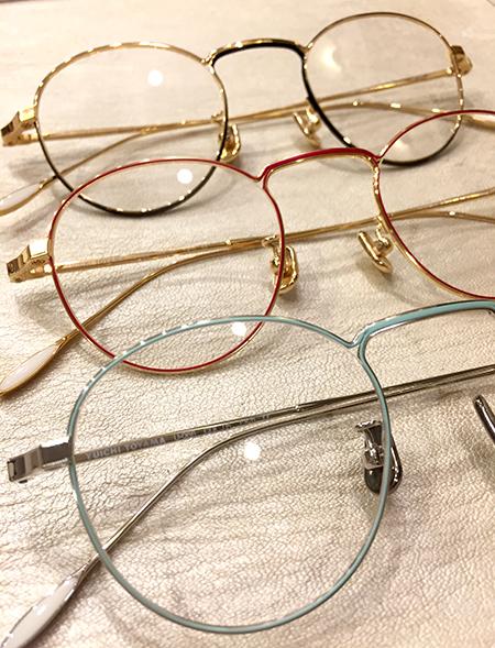 USH アッシュ YUICHI TOYAMA 新潟県 メガネ 眼鏡 セレクトショップ 見附市 長岡市 おしゃれな店
