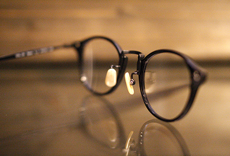 USH アッシュ YUICHI TOYAMA UFO-028S 新潟県 取扱い メガネ 眼鏡 サングラス 遠近両用 視力検査 セレクトショップ 見附市 長岡市 おしゃれな店 おすすめのめがね店